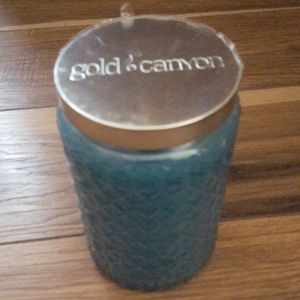 Gold Canyon Candle Sea Glass 26 oz New